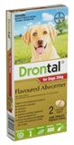 Drontal Dog All Wormer Over 20kg-dog-The Pet Centre