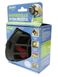 Muzzle Baskerville Ultra Size 3 Black-training-The Pet Centre