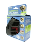 Muzzle Baskerville Ultra Size 4 Black-training-The Pet Centre