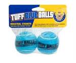Petsport Tuff Blue Ball 2 Pack-toys-The Pet Centre