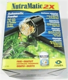 Nutramatic Automatic Fish Feeder-feeders-The Pet Centre