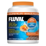 Fluval Goldfish Medium Sinking Pellets 150g-fish-The Pet Centre