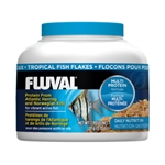 Fluval Tropical Flakes 20g-flakes-The Pet Centre