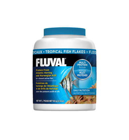 Fluval Tropical Flakes 60g