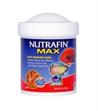 Nutrafin Max Colour Enhancing Flakes  38g-flakes-The Pet Centre