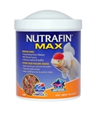 Nutrafin Max Goldfish Flakes  215g-gold-fish-The Pet Centre