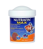 Nutrafin Max G/Fish Col Enchancing Fl 40g-gold-fish-The Pet Centre