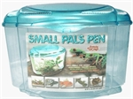 Small Pals Pen Blue Large 8.75lt-aquariums-The Pet Centre