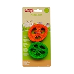 Living World Nibblers Wood Chews - Loofah-small-animal-The Pet Centre