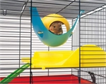 Savic Sputnik Hanging & Floor Hutt-hutches-and-housing-The Pet Centre
