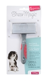 Shear Magic Slicker Small-brushes-and-combs-The Pet Centre