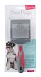 Shear Magic Flexi Slicker Medium/Large-brushes-and-combs-The Pet Centre