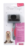 Shear Magic Moult Brush Small-brushes-and-combs-The Pet Centre