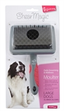 Shear Magic Moult Brush Large-brushes-and-combs-The Pet Centre