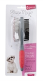 Shear Magic Brush Dble Small-brushes-and-combs-The Pet Centre
