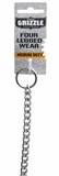 Yours Droolly Check Chain Medium 45cmX2.5mm-training-The Pet Centre