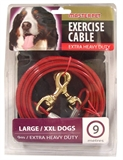 Tie Out Cable 9 Metre-cables-The Pet Centre