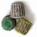 Sisal Nesting Material - Ball 2Pc-bird-The Pet Centre