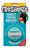 Fresheeze Dental Ball Rotate Medium-balls-The Pet Centre