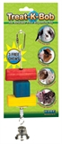 Treat-K-Bob Holder with 3 Chews-chews-The Pet Centre