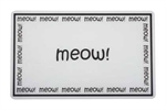 Meow Placemat-placemats-The Pet Centre