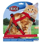 Trixie Big Cat Harness & Lead Set-harnesses-The Pet Centre