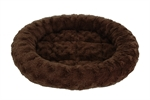 Mocha Swirl Oval Large-cat-The Pet Centre
