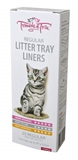 Trouble & Trix Litter Liners Regular 20 Pack-litter-accessories-The Pet Centre