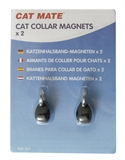 Catmate Collar Magnet  2 pack-cat-doors-The Pet Centre