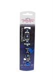 Trouble & Trix Cat Collar Park Ave Stars Blue-reflective-The Pet Centre