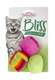 Trouble & Trix Bliss Balls 3pk-balls-The Pet Centre