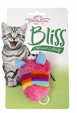 Trouble & Trix Bliss Vibro Mouse-interactive-The Pet Centre