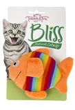 Trouble & Trix Bliss Fish Large-catnip-The Pet Centre