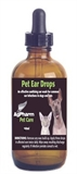 AgPharm Pet Eardrops 100ml-dog-The Pet Centre
