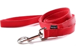 Pet One Leash Reflective 20mm - 150cm Red-fashion-The Pet Centre