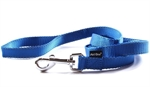 Pet One Leash Reflective 20mm - 150cm Blue-fashion-The Pet Centre