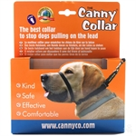 Canny Collar size 1 Black-training-The Pet Centre
