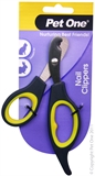 Pet One Cat & Small Animal Nail Clippers-grooming-The Pet Centre
