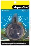Aqua One Air Stone - 50mm Ball -air-stones-|-accessories-The Pet Centre