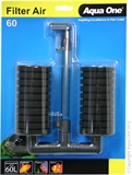 Aqua One Filter Air 60 Sponge Filter-fish-The Pet Centre