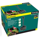 Pondmaster MK2 2300PH 2200L/HR 2.2M-pond-care-The Pet Centre