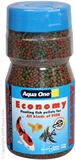 Aqua One Economy Pellet 1mm100g-pellets-The Pet Centre