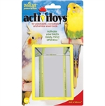 JW Insight Hall Of Mirrors Bird Toy-plastic-The Pet Centre