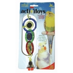 JW Insight Triple Mirror Bird Toy-toys-The Pet Centre