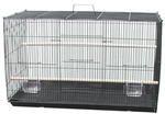 Avi One Flight Cage 311 -  76 x 40 x 45Cm-bird-The Pet Centre