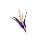 Da Bird Cat Teaser Feather Refill-teasers-The Pet Centre