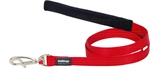 Red Dingo Lead Red 20mm x 1.2m-standard-The Pet Centre