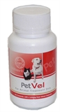 Pet Vel Deer Velvet - 100 capsules-dog-The Pet Centre