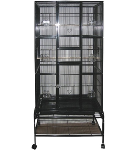 Avi One Cage 604 Tall Bird Cage