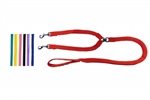 2 Dog Double Lead Black 20Mmx100Cm-other-The Pet Centre